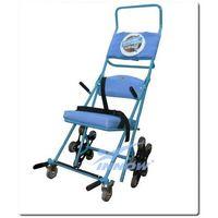 Pozostałe artykuły medyczne, Wózek (dźwig) schodowy ręczny z podgłówkiem T 673 VB