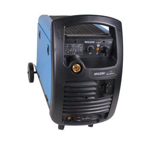 Migomaty i półautomaty spawalnicze, Spawarka transformatorowa MIG-MAG FLUX – MG200