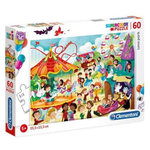 Puzzle, Puzzle 60 elementów Luna Park