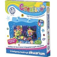 Kreatywne dla dzieci, Kreatywny teatrzyk ASTRA Creativo Akwarium