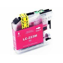 LC223M Tusz czerwony do Brother DCP-J4120DW MFC-J4420DW / Nowy zamiennik / 17ml