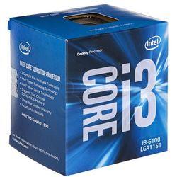 Intel Core i3-6100 3,7GHz BOX