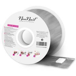 Foil Nail Wraps in Roll NeoNail 250 sztuk folie do usuwania hybrydy