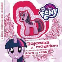 Książki dla dzieci, My Little Pony Pora na czas - Jeśli zamówisz do 14:00, wyślemy tego samego dnia. Darmowa dostawa, już od 99,99 zł. (opr. miękka)