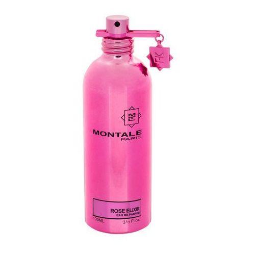 Testery zapachów dla kobiet, Montale Paris Roses Elixir woda perfumowana 100 ml tester dla kobiet