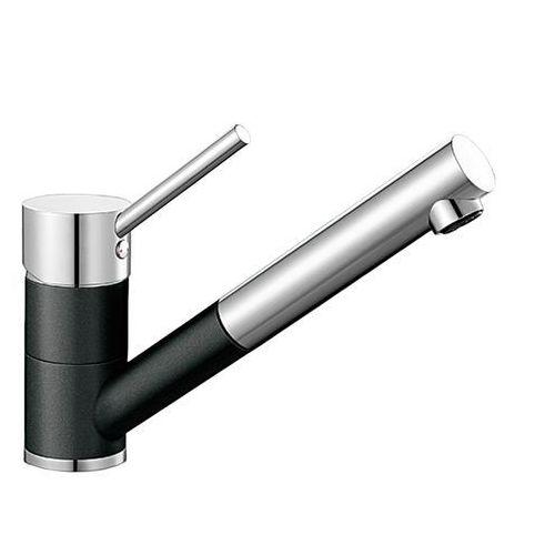 Baterie do kuchni, Bateria kuchenna ceramika czarny Blanco Antas-S 516 075