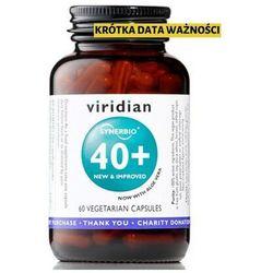 Flora Bakteryjna Synbiotyk 40+ - 60 kaps.