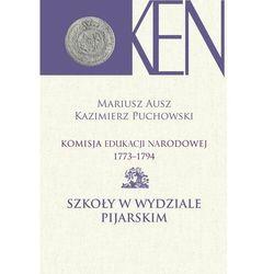 Komisja edukacji narodowej 1773-1794. tom ix - mariusz ausz, kazimierz puchowski (opr. twarda)