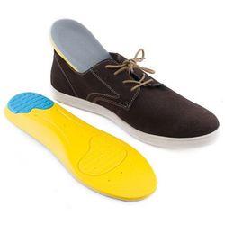 Miękkie wkładki do butów z elastycznej pianki