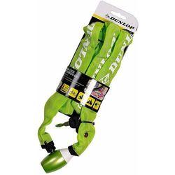 Zapięcie rowerowe łańcuch z kluczykiem Dunlop 120cm