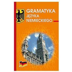 Gramatyka języka niemieckiego - Monika Smaza