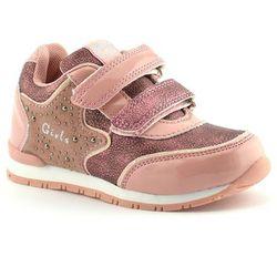 Buty sportowe dla dzieci American Club K17225 - Różowy