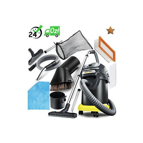 Odkurzacze przemysłowe, Karcher AD 4 Premium