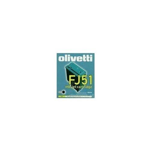 Akcesoria do faksów, Olivetti tusz Black FJ51, B0494