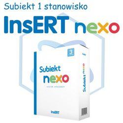 InsERT Subiekt Nexo 1 stanowisko