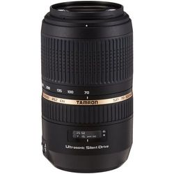 Obiektyw Tamron 70-300 mm f/4-5. 6 Di VC USD (Sony) + Velbon Monopod UP-400