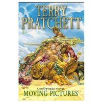 Książki do nauki języka, Moving Pictures (opr. miękka)