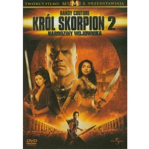 Filmy przygodowe, Król skorpion 2: Narodziny wojownika (DVD) - Randall McCormick OD 24,99zł DARMOWA DOSTAWA KIOSK RUCHU
