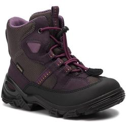 Śniegowce ECCO - Snowboarder GORE-TEX 72123259336 Black/Night Shade/Slate