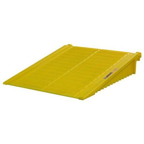 Pozostała odzież robocza i BHP, Rampa podjazdowa polietylenowa do Mini Magazyn, żółta