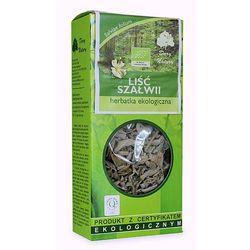 Herbata Liść Szałwii BIO 50g - Dary Natury