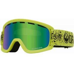 gogle snowboardowe DRAGON - Dr Lil D Base Ion Slime Llgrnion (310) rozmiar: OS