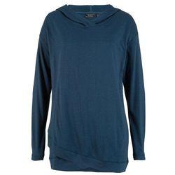 Bluzka bonprix wiśniowy