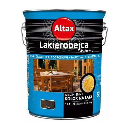 Lakierobejce, Lakierobejca do drewna Altax venge 5 l