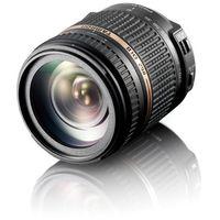 Obiektywy do aparatów, Obiektyw Tamron 18-270 mm f/3.5-6.3 Di II VC PZD (Canon) + Velbon statyw EX-mini