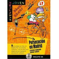 Językoznawstwo, Persecusion En Madrid Z Płytą Cd (opr. miękka)