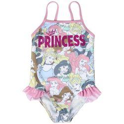 Disney strój kąpielowy Princess 116 wielokolorowy - BEZPŁATNY ODBIÓR: WROCŁAW!