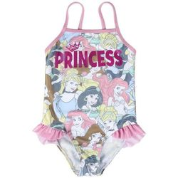 Disney strój kąpielowy Princess 122 wielokolorowy - BEZPŁATNY ODBIÓR: WROCŁAW!
