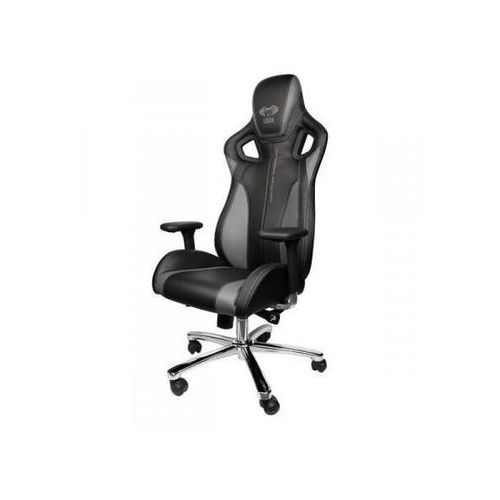 Fotele dla graczy, Dla gracza fotel E-Blue COBRA II, czarno-szare