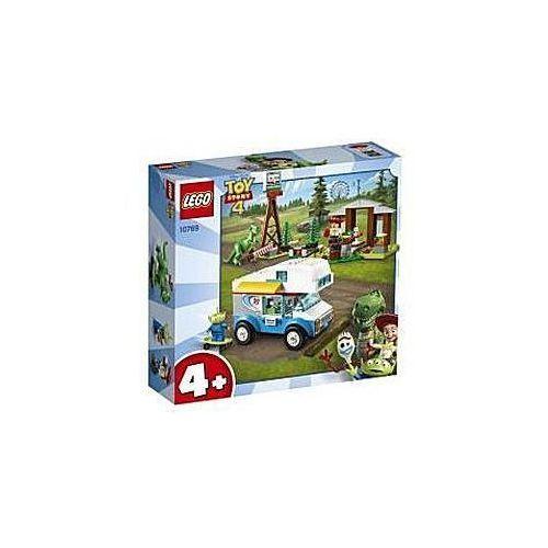 Pozostałe zabawki, Lego JUNIORS 10769 Toys Story 4 wakacje w kamperze