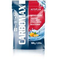 Odżywki węglowodanowe, Activlab CarboMax 1kg (czarna porzeczka)