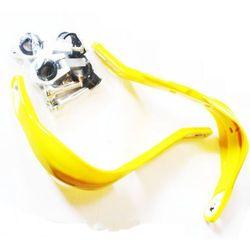 Handbary Leoshi Aluminiowy Rdzeń 22mm i 28mm Żółte