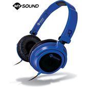 Słuchawki nauszne MELICONI Cuffia Speak Smart Fluo Różowy
