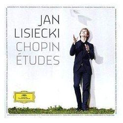 Jan Lisiecki - CHOPIN ETUDES (PL)