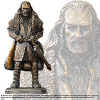 Rzeźby i figurki, Figurka Thorina z filmu Hobbit Noble Collection (NN1205)