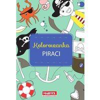 Kolorowanki, Kolorowanka Piraci - Jerzyk Marta
