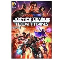 Liga Sprawiedliwości kontra Młodzi Tytani (DVD) - Sam Liu