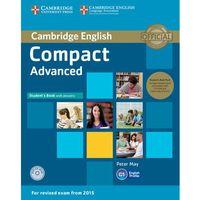 Książki o zdrowiu, medycynie i urodzie, Compact Advanced. Podręcznik z Kluczem + CD-ROM + CD (opr. miękka)