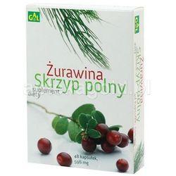 Żurawina+Skrzyp Polny kaps. - 48 kaps.