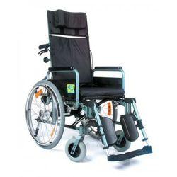 Komfortowy wózek o wszechstronnej funkcjonalności.