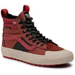 Sneakersy VANS - Sk8-Hi Mte 2.0 Dx VN0A4P3I23U1 (Mte) Reflective/Henna