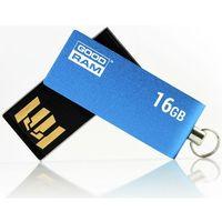 Flashdrive, GOODRAM CUBE 16GB USB2.0 BLUE DARMOWA DOSTAWA DO 400 SALONÓW !!