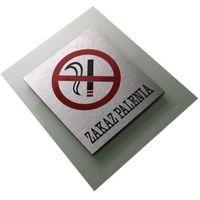 Oznakowanie informacyjne i ostrzegawcze, Zakaz Palenia Tabliczka Piktogram Dibond aluminium