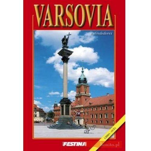 Albumy, Warszawa i okolice. Wersja hiszpańska (opr. broszurowa)