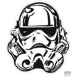 Naklejka Star Wars Stormtrooper 70-472