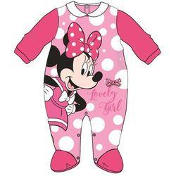 Disney by Arnetta ubranko dziewczęce Minnie 62 różowe - BEZPŁATNY ODBIÓR: WROCŁAW!